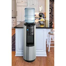 Glacier Bay Water Dispenser in Black and Stainless Steel 100