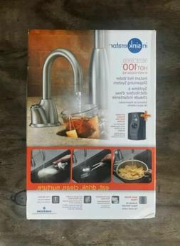 Insinkerator H-HOT100SN-SS Invite Series Instant Hot Water D