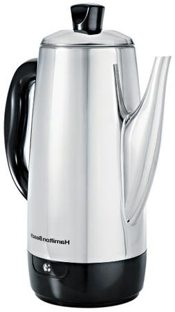 Hamilton Beach Hb 12 Cup Percolator