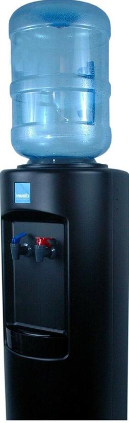 Clover Hot and Cold water dispenser cooler  b7a uses 5gal an