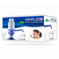Improved Generation Dolphin Water Bottle Pump with 4 Tubes F