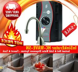 Insinkerator Involve Series Wave Hot and Cold Water Dispense
