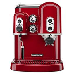 KitchenAid KES2102ER Pro Line Series Espresso Maker w/ Indep