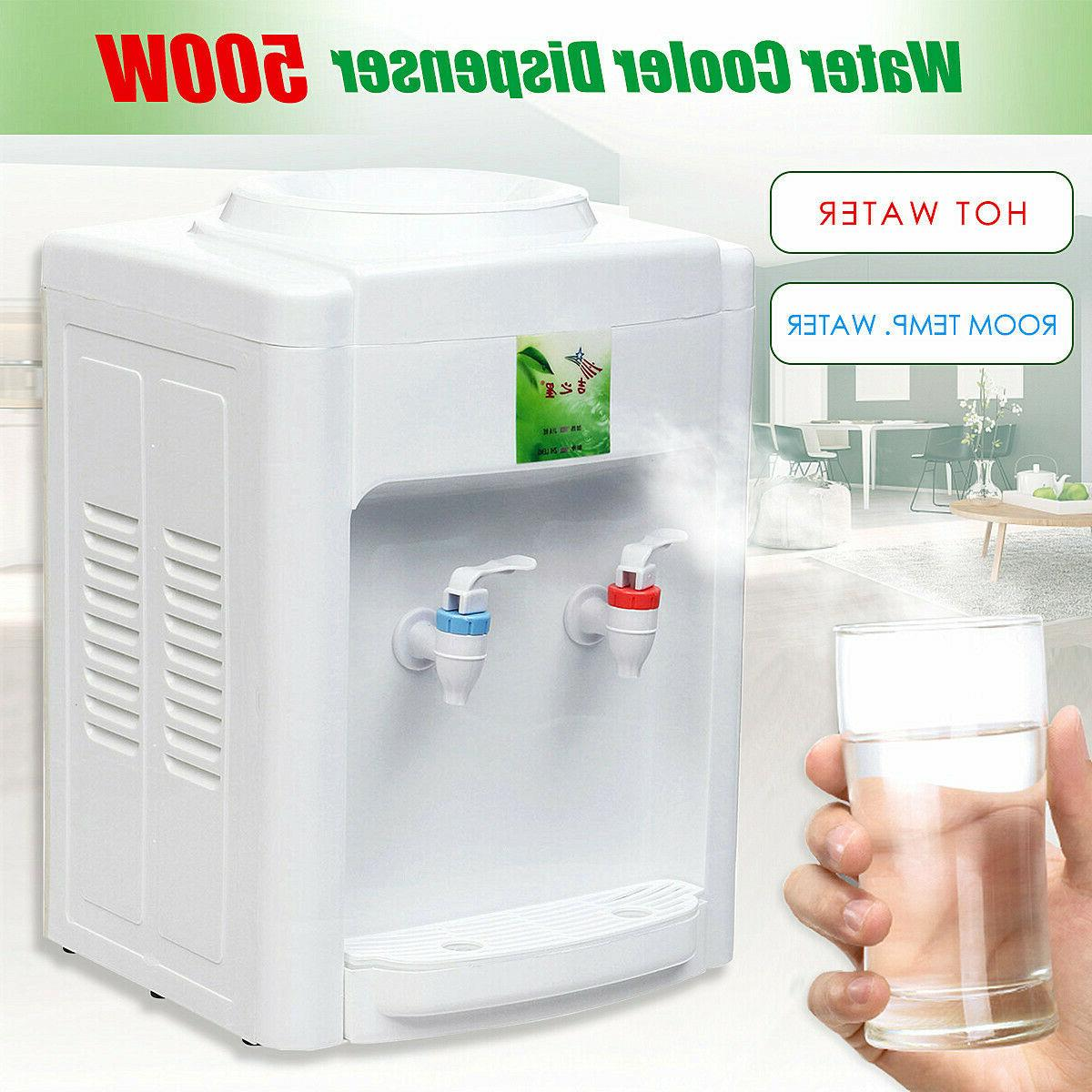 110V Hot Warm Water Cooler Dispenser 3-5 Use