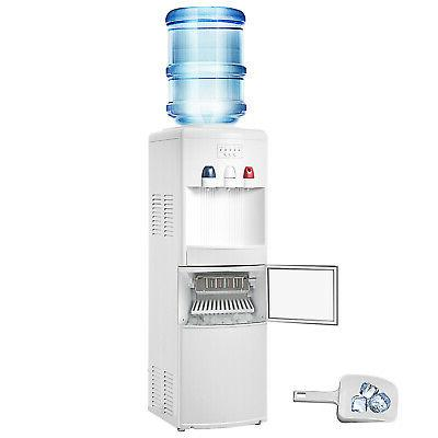 hot cold water dispenser w built in