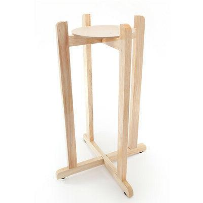 30 wood floor stand for water dispenser