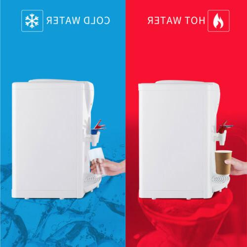 5 Electric Hot Cold Dispensers Countertop Home