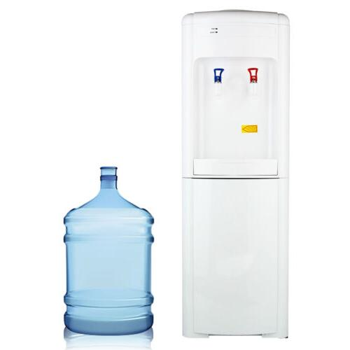 Kenwell 5 Gallon Water Cooler Dispenser Electric Hot and Col