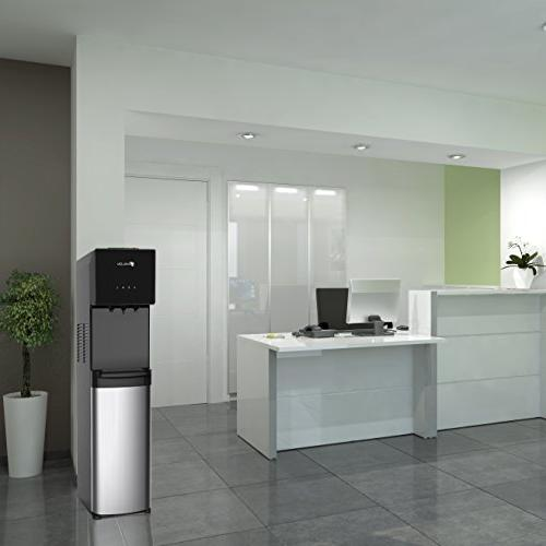 Avalon Loading Cooler Water Dispenser 3 Temperature - Hot, Water, Cabinet, Loading - UL/Energy Approved