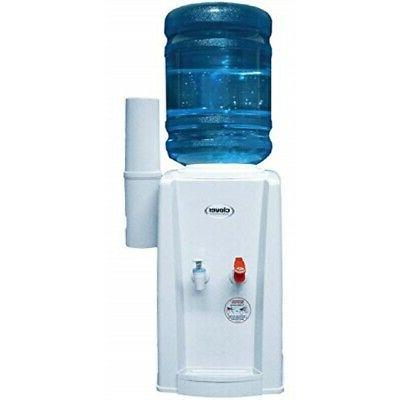 Clover B9A Hot and Cold Countertop Water Dispenser