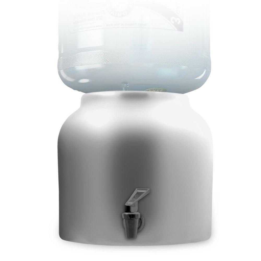 New Wave Enviro Stainless Steel Water Dispenser, 2.2-Gallon