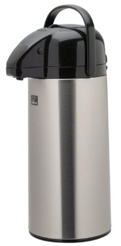 Zojirushi AAPE-22SBXA Air Pot Beverage Dispenser, 2.2 Liters