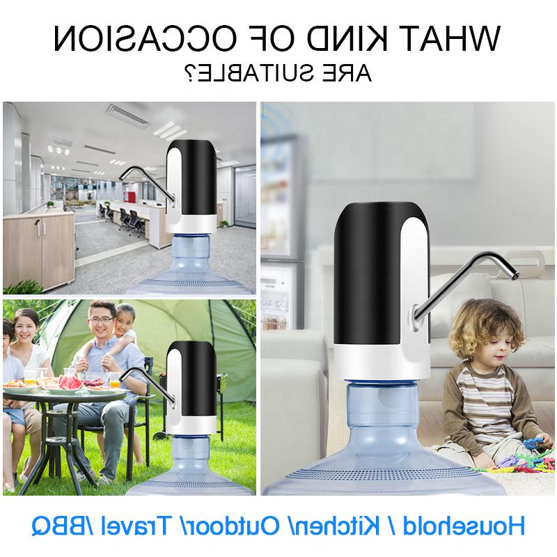 Water Switch Jug Automatic