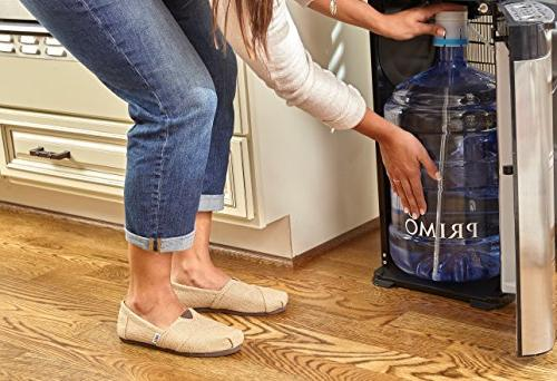 Primo Stainless 1 Spout Hot, and Cool Water Dispenser