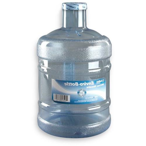 New Free 1 Gallon Bottle