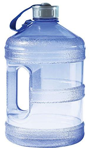 New Free 1 Gallon Water Bottle