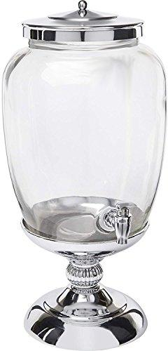 Circleware 68160 Celebrations Elegant Glass Beverage Dispens