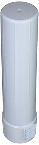 Rubbermaid #8257UN Univ Cup Dispenser, White