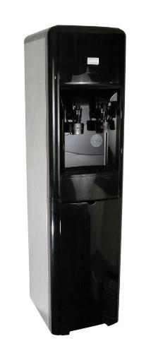 Clover D16A Hot and Cold Stainless & Black High Capacity Wat