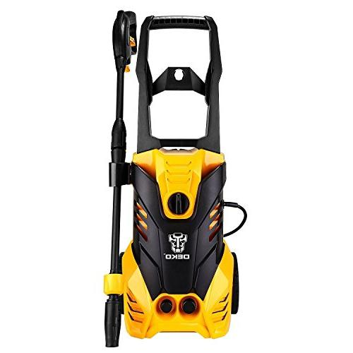 deko electric power pressure washer