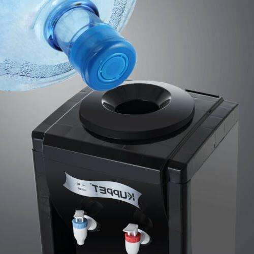 Electric & Cold Water Dispenser Load Cooler Home Use