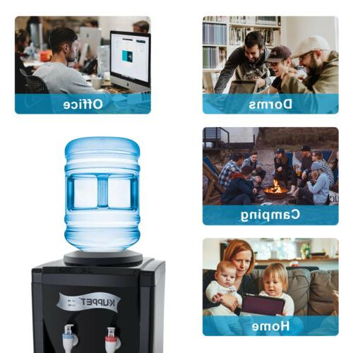 Electric Hot Water Top Cooler Office Use
