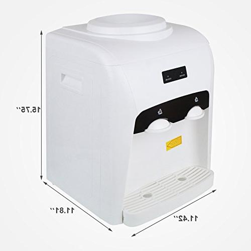 KUPPET Electric Hot Cold Water Counter 3-5