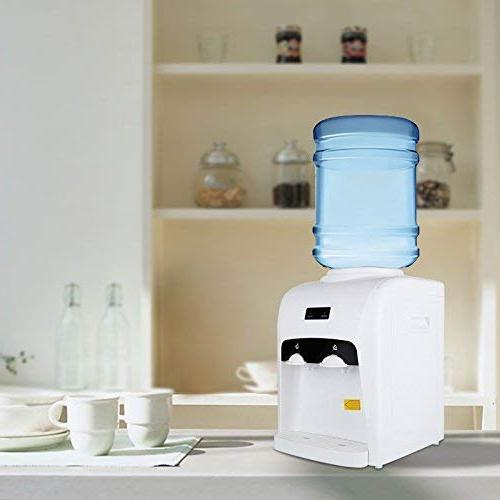 KUPPET Hot Water Cooler Top Use 3-5 Gallon white