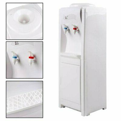 electric hot cold water cooler dispenser 5