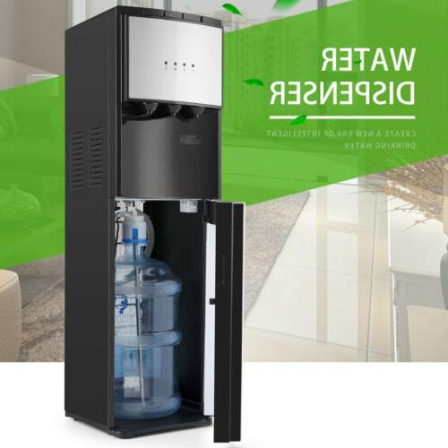 electric hot cold water dispenser mini tabletop