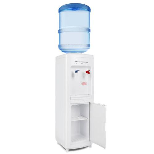 Electric Water Cooler Hot Loading 5 Gallon Home Office
