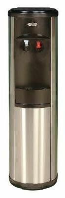 Oasis Free-Standing Inline Water Dispenser for Cold, Hot Wat