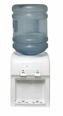 Freestanding Hot and Cold Water Cooler Dispenser Countertop