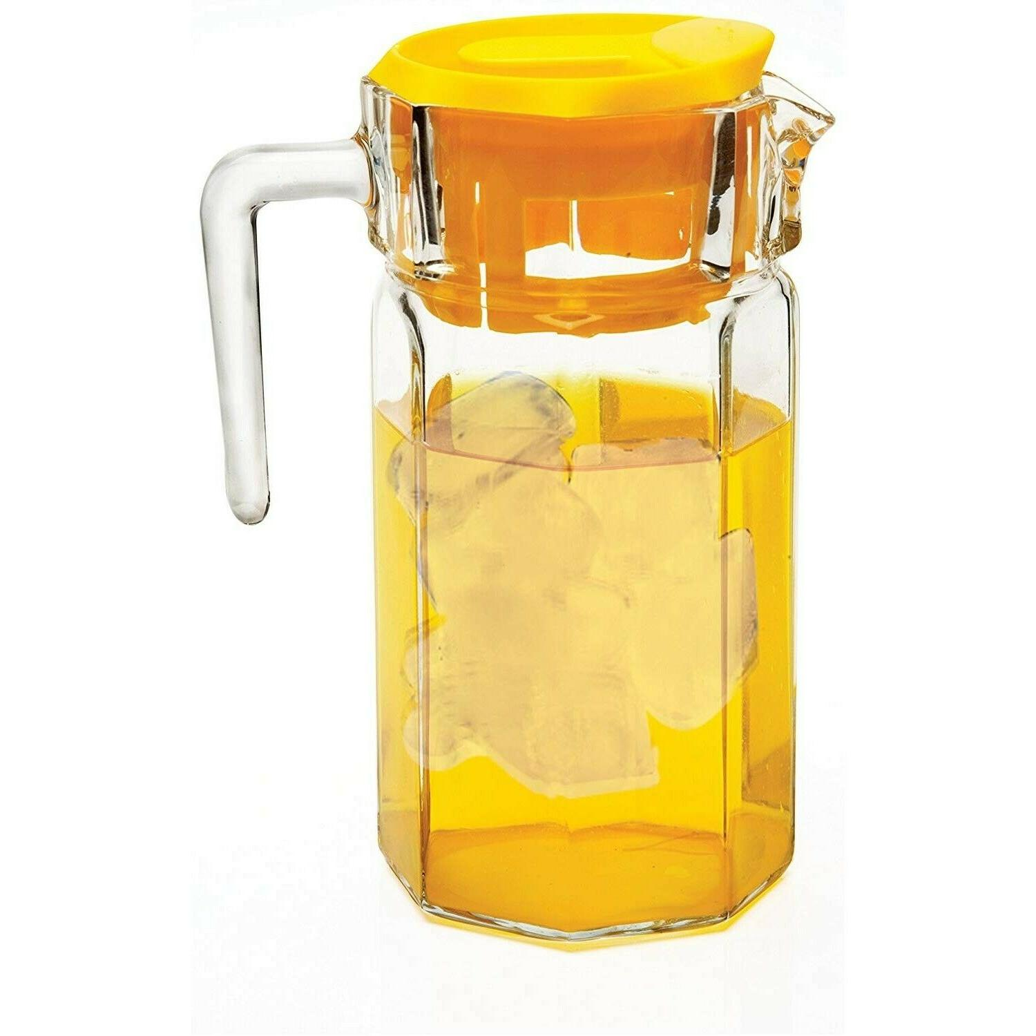 Ice Tea Large Carafe Drink Juice Dispenser