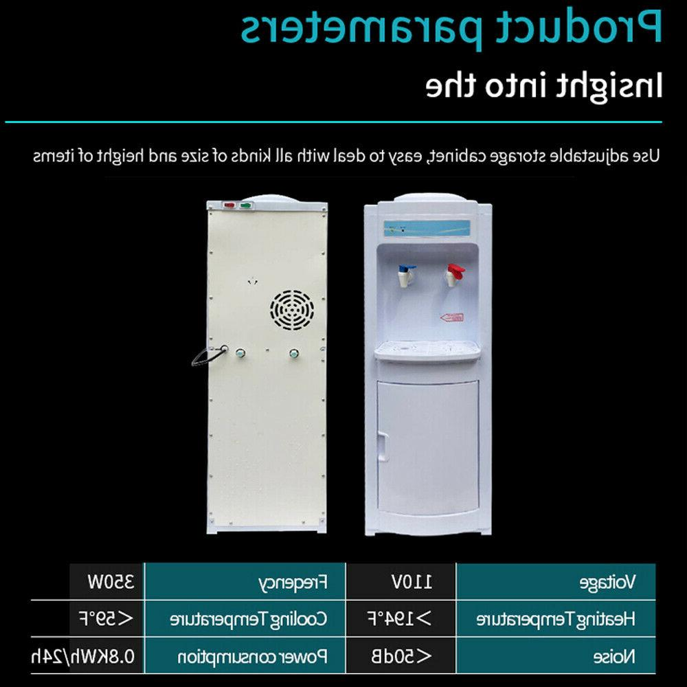 Hot&Cold Free standing Top Office