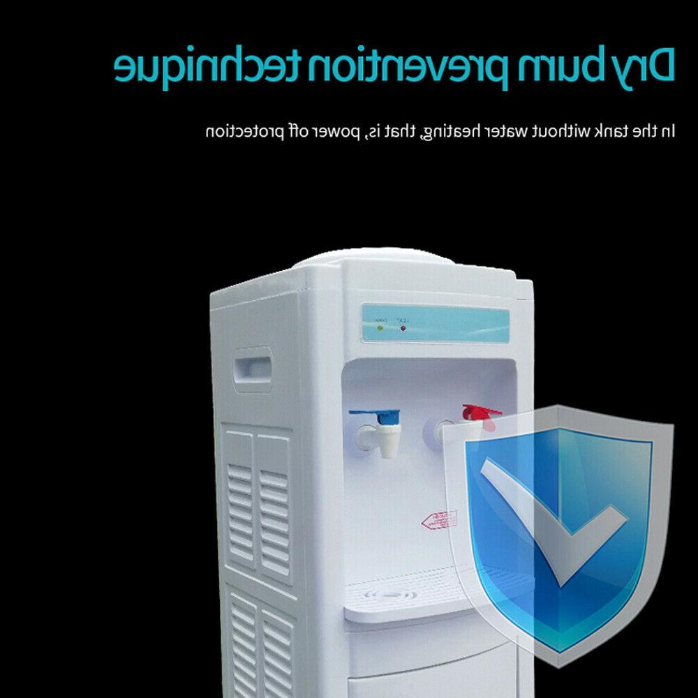 Hot&Cold Water Cooler Free standing Top