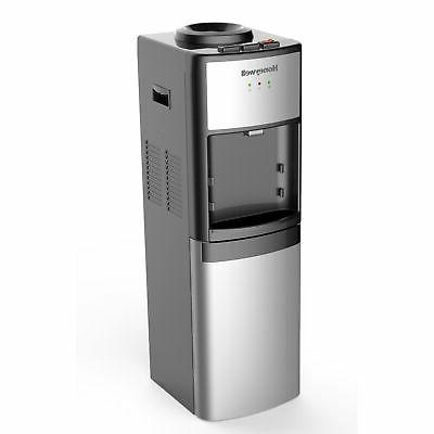 Honeywell HWB1083S Grade Water Dispenser, Cold Temperatures 3 Tray Positions Stainless Steel