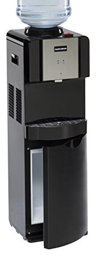Hamilton Beach Top Loading Water Dispenser Storage Cabinet C