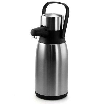 mg asud030 3 liter stainless steel airpot