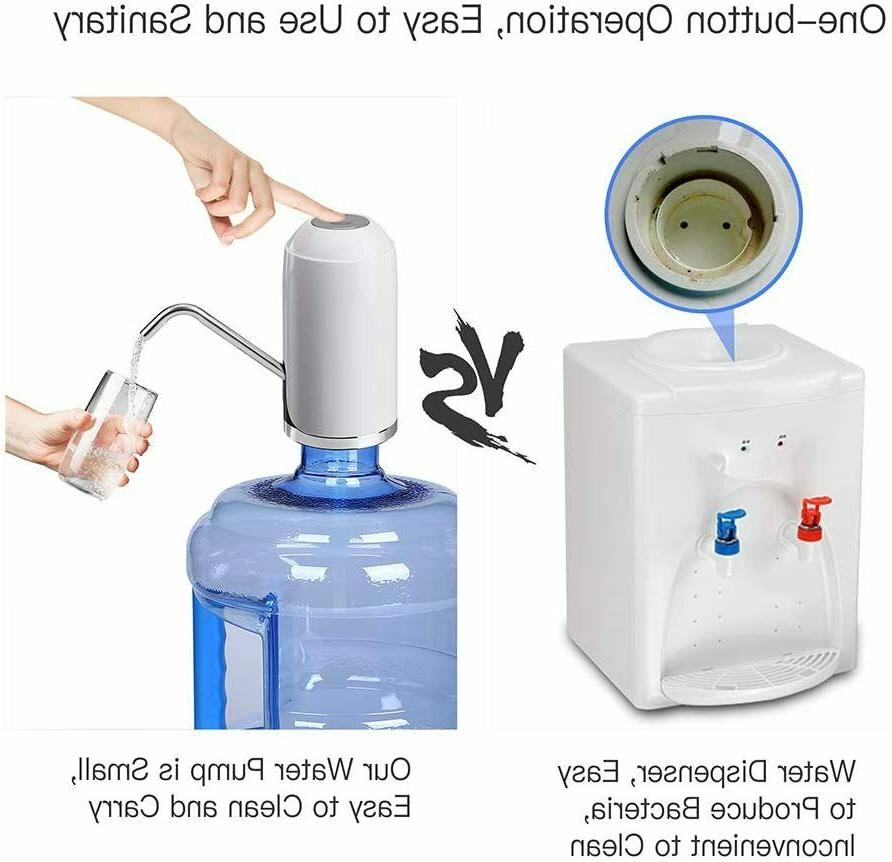 New Automatic Universal Dispenser Gallon Water Switch Pump