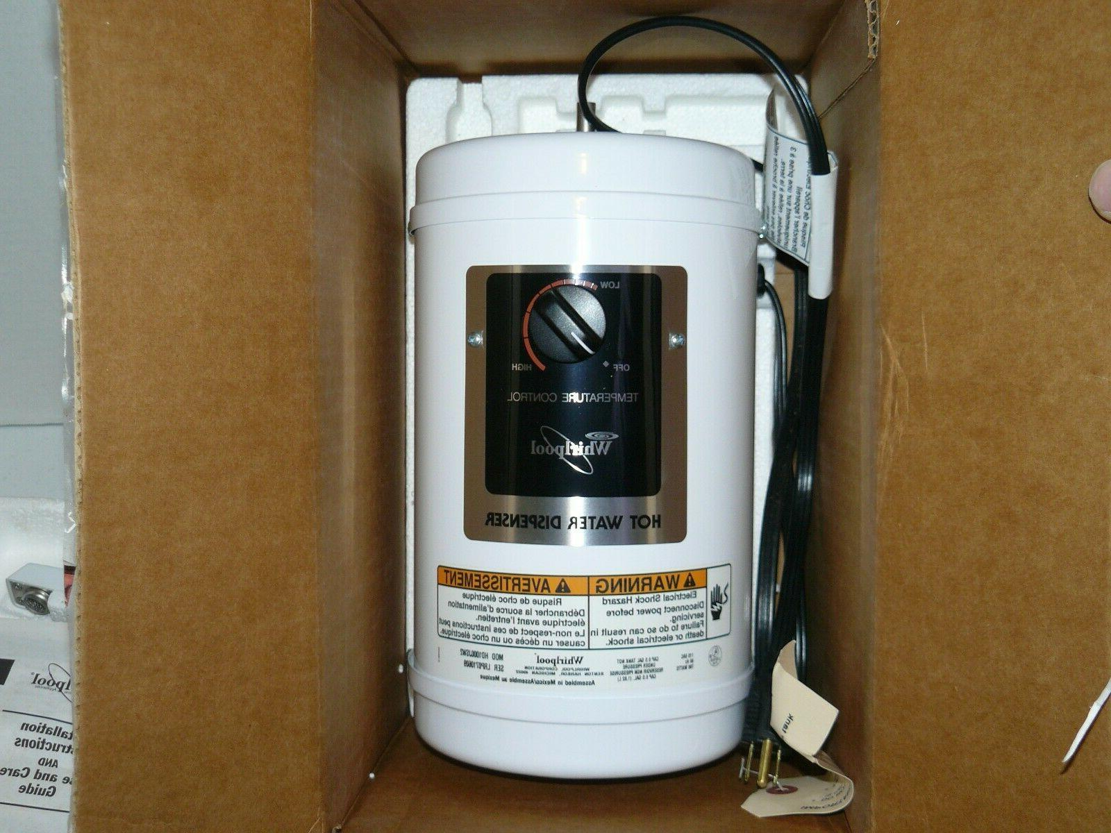 new hot water dispenser electric