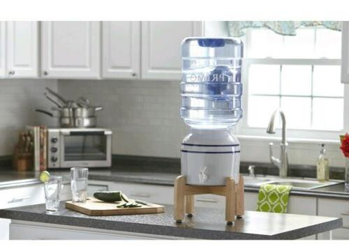 table top cold water dispenser cooler 5