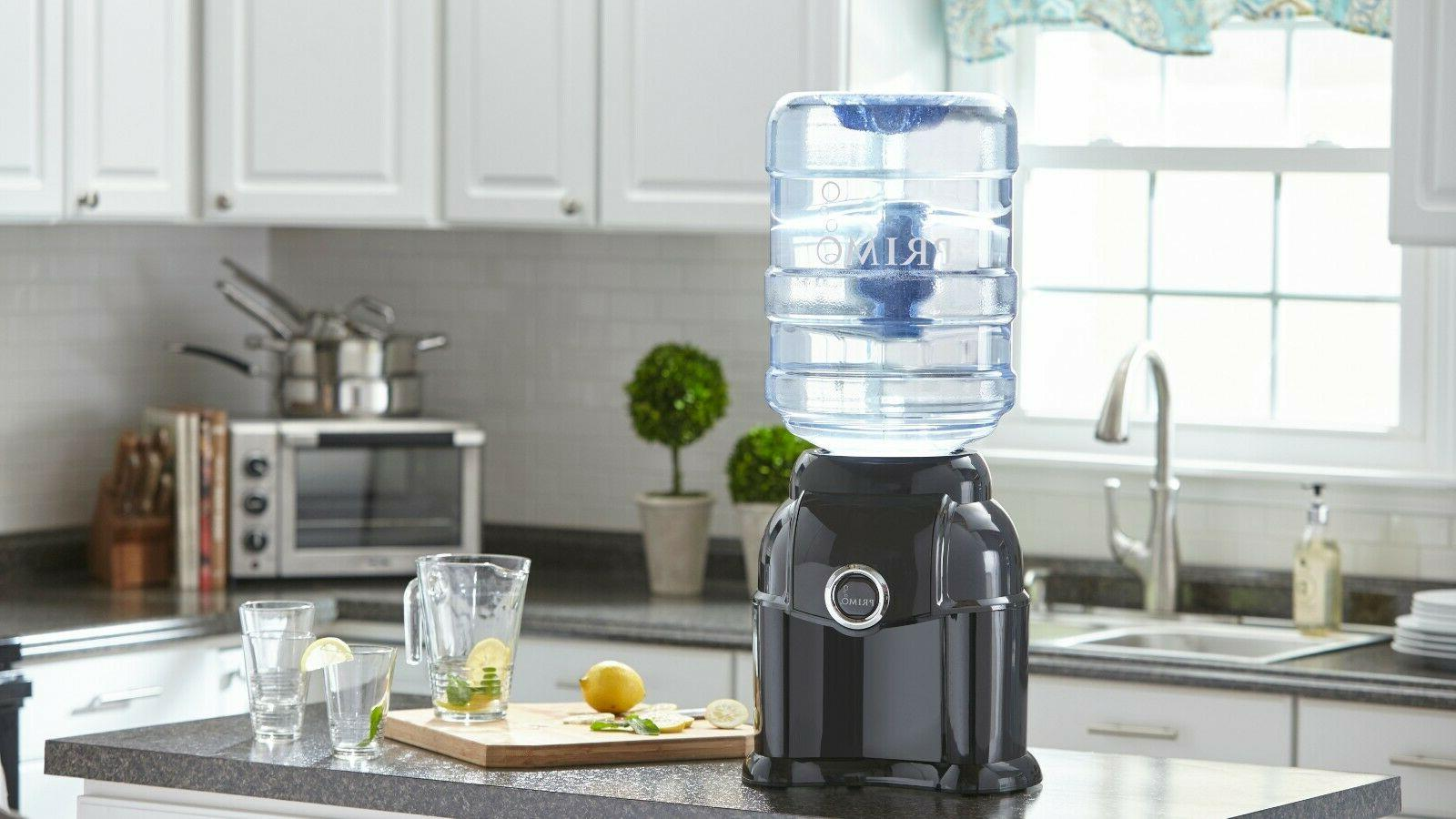 Water 5 Gallon Counter Top Table Water Coolers New