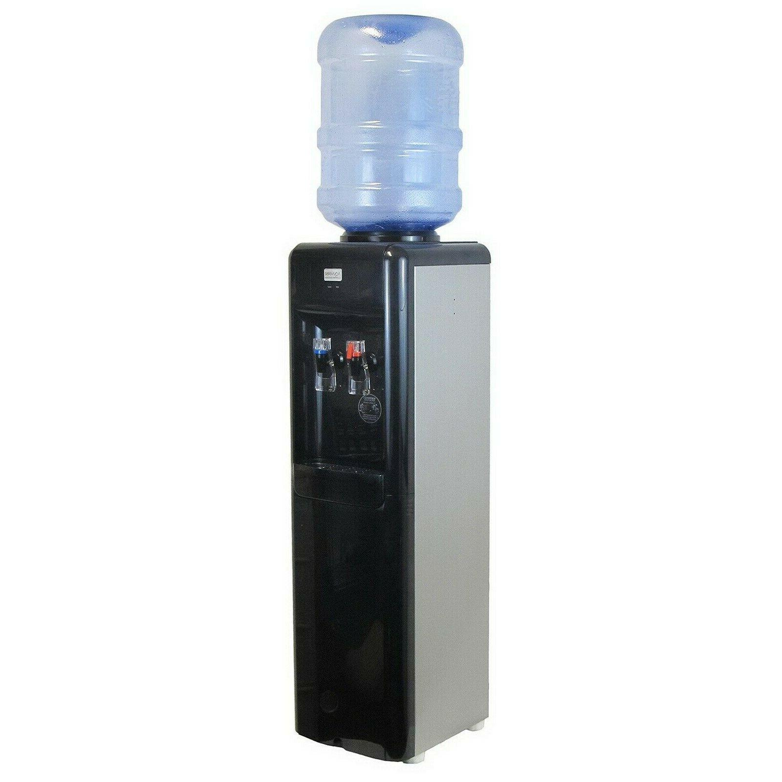 top load hot and cold water dispenser