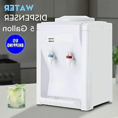 5 Gallon Electric Hot Cold Water Dispensers Countertop Home
