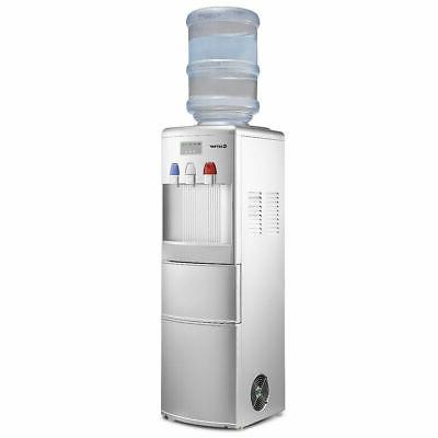 Top Loading Dispenser W/ Built-In Ice Machine Hot Water