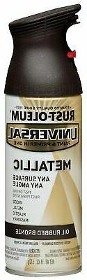 Rust-Oleum 249131 11 oz Universal All Surface Spray Paint, O