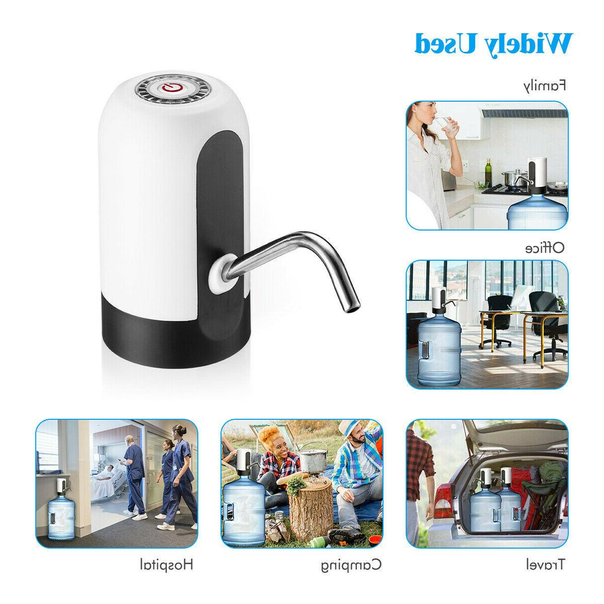 Water Bottle Dispenser Universal Electric