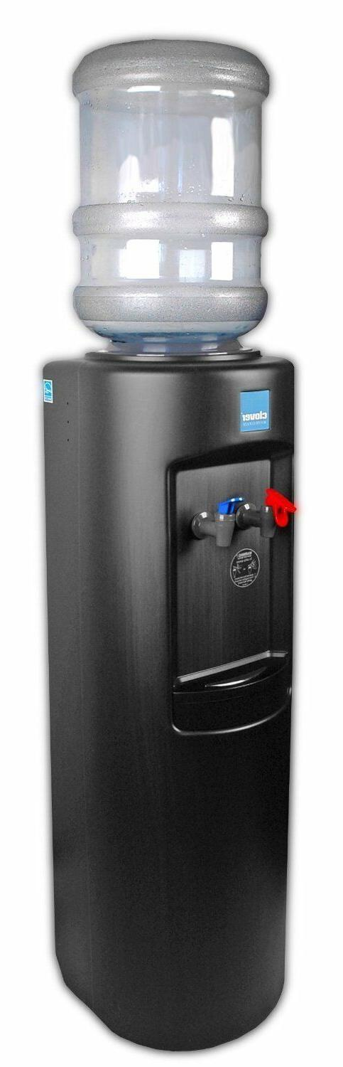 WATER COOLER CLOVER AQUVERSE B7A BOTTLED HOT AND COLD