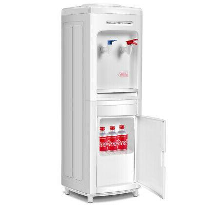 Top Water Dispenser for Bottle Hot & Cold Water